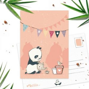 Panda Party thee